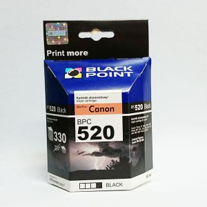 Tusz Canon PGI-520BK czarny Black Point