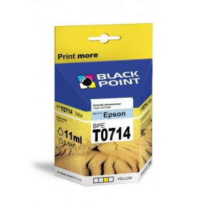 Tusz Epson  BPE  T0714 żółty Black Point