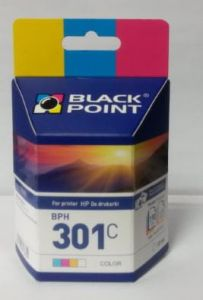 Tusz HP 301C kolor Black Point
