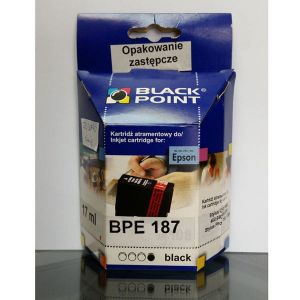 Tusz Epson  T050140 BPE 187 czarny Black Point