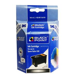 Tusz Epson Stylus C60 czarny Black Point